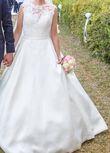 Robe mariée d\'une princesse - Occasion du Mariage
