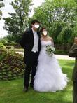 Robe de mariée bustier et tulle - Alexis Mariage - Occasion du Mariage