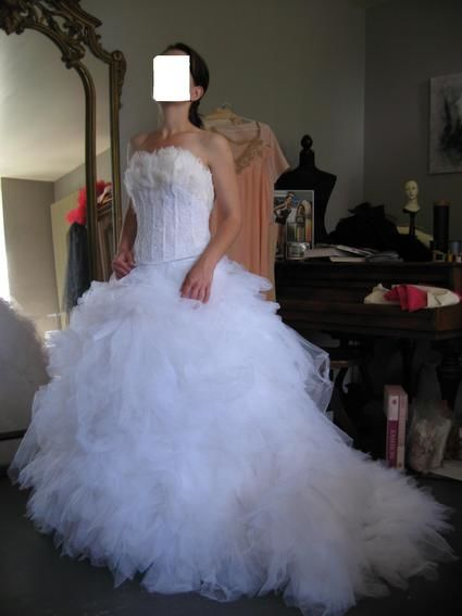 Robe de mariee d'occasion vaucluse
