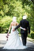 Costume Masterhand Chocolat - Occasion du Mariage