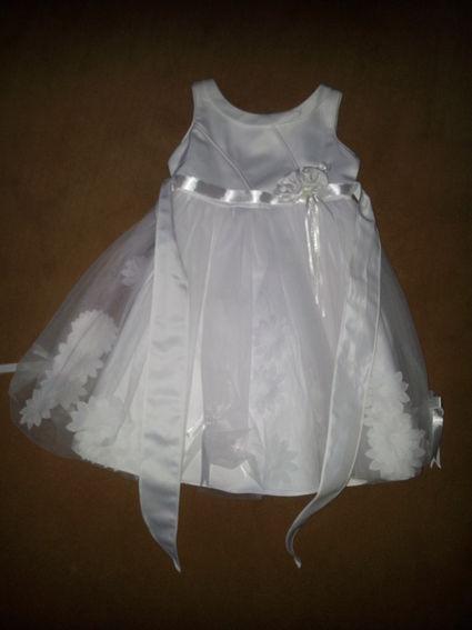 Robe de cérémonie bébé 18 mois d'occasion