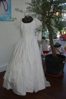 Robe de mariée pas cher très impériale 2012 - Occasion du mariage