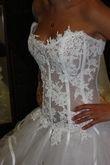 Robe de mariée Max Chaoul modèle unique collection I love you