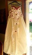 robe de mariée pronuptia taille 48 - Occasion du Mariage