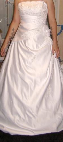Robe de mariée d'occasion et pas cher à Vierzon 2012 - Cher - Occasion du mariage
