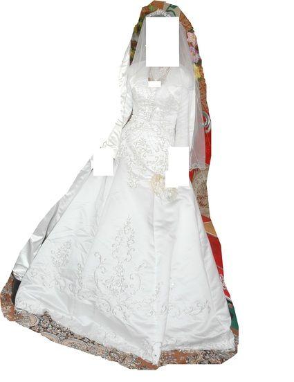 Magnifique Robe de mariée d'occasion marque Empire du Mariage