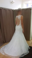 Robe de mariée Agora forme sirène d'occasion à Lyon 7 - Rhône