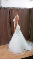 Robe de mariée Agora forme sirène - Occasion du Mariage