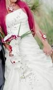 création de parure de mariée  - Gironde