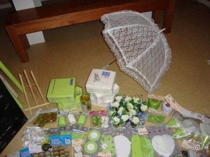 ... de mariage vert anis argent pas cher en 2012 - Occasion du Mariage
