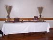 Décoration de salle mariage et table chocolat ivoire pas cher - Occasion du Mariage