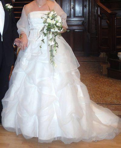 Robe de mariée pas cher collection Lise Saint Germain 2012 - Occasion du mariage