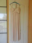 Robe de mariée/ robe de soirée marque BCBG MAXAZRIA