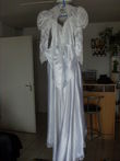 robe de mariée perlée - Occasion du Mariage