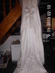 Robe de mariée ivoire style princesse - Occasion du Mariage