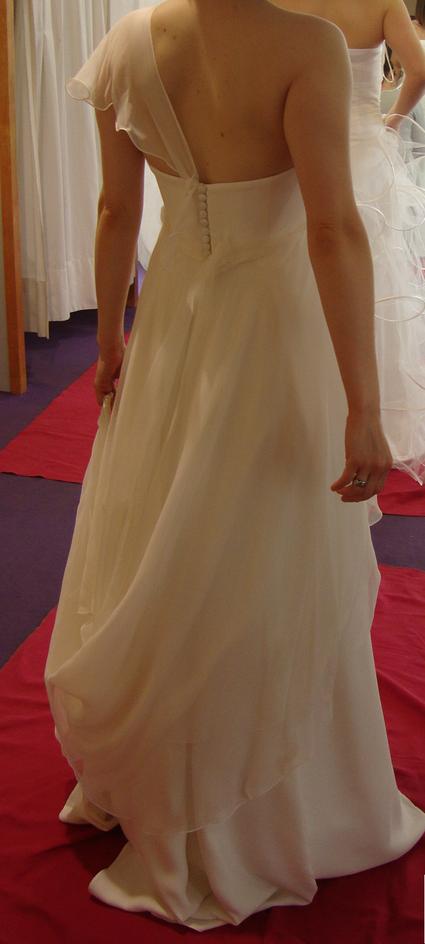 Robe de mariée Rembo styling Anais collection 2012