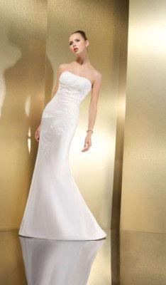 Robe de mariée Tocade Empire du mariage 2011 pas cher d'occasion 2012 - Ile de France - Hauts de Seine - Occasion du Mariage