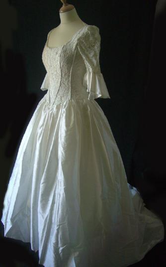 Robe de mariée marque Cymbeline pas cher - Occasion du mariage