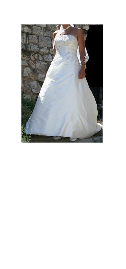 Robe de Mariée Eglantine pas cher d'occasion 2012 - Rhône Alpes - Ardéche - Occasion du Mariage