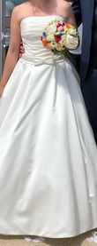 Vend robe de mariée romantique - Occasion du Mariage