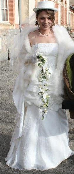robe de marié de chez Carrere 2010 - Vienne (Haute)