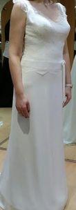 Robe de mariée 2016 d'occasion esprit chic - Val d'oise