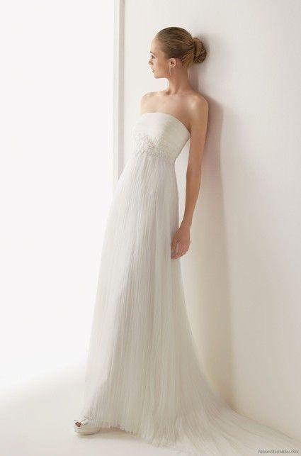 Robe de mariée Rosa Clara taille 40 d'occasion