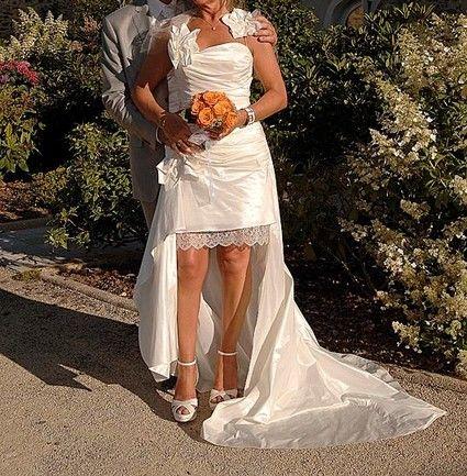 Superbe Robe de mariée pas cher - Occasion du mariage