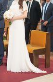 Robe de mariée bohème chic Rembo styling T38  - Occasion du Mariage