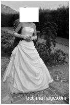 Robe de mariée atelier Diagonal pas cher d'occasion 2012 - Provence Alpes Côte d'azur - Alpes Maritimes - Occasion du Mariage