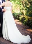 Robe Pronuptia ivoire coupe empire - Occasion du Mariage