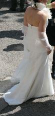 robe de mariée, coiffe et chaussures - Occasion du Mariage