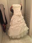 Robe de mariée CYMBELINE - Modèle Floria - Occasion du Mariage