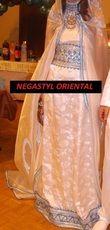 Location de robe kabyle et orientale pour mariée pas cher en 2013