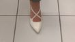 Chaussures Mariée taille 36 - Occasion du Mariage
