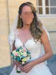 Robe de mariée élégance classique - Occasion du Mariage