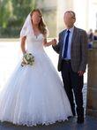Robe de mariée élégance classique - Gironde