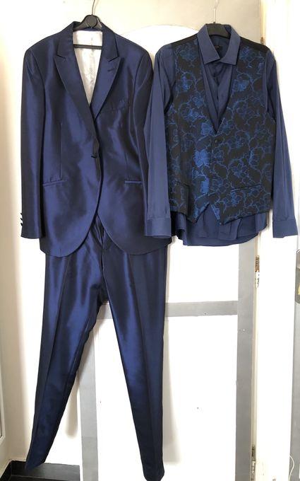 Costume marié  - Bouches du Rhône