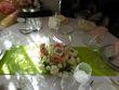 13 chemins de table vert feutrine papillon libellule - Occasion du Mariage