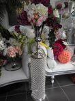 Colonne de strass diamants deco mariage location  - Occasion du Mariage