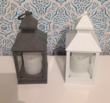 Lanternes avec bougies Led - Occasion du Mariage
