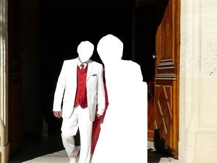 Costume de marié pas cher Vendôme Ivoire 2012 - Occasion du Mariage