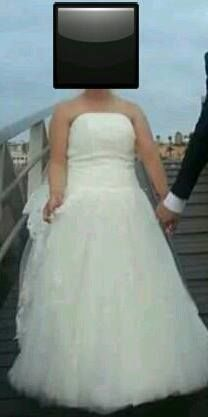 robe de marie point mariage morbihan - Point Mariage Lorient