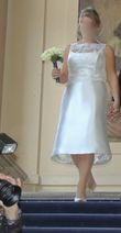 Magnifique robe Rosa Clara - Occasion du Mariage