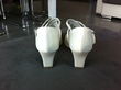 chaussure ivoire taille 39 - Occasion du Mariage
