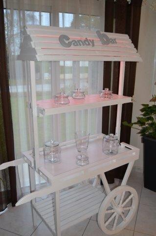 Location Candy Bar      ou Bar à Bonbons - Loire Atlantique