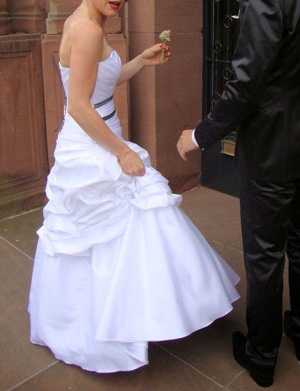 Robe de mariée courte et longue portée 1 jour - Rhin (Bas)
