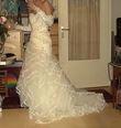 Rare robe de mariage d''exception jamais portée