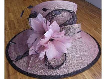 Chapeau et sac de cérémonie de mariage d'occasion