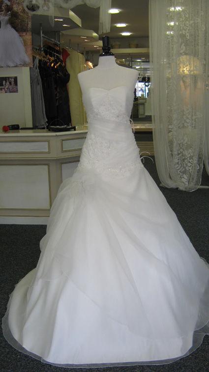 Robe de mariée Anita Jakobson pas cher d'occasion 2012 - Lorraine - Moselle - Occasion du Mariage